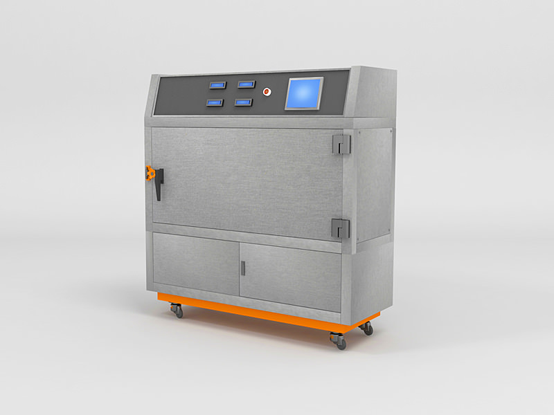 Климатическая камера испытания ультрафиолетом