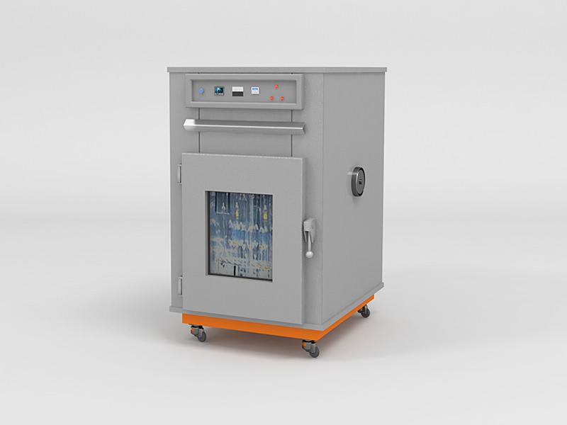 Климатическая камера тепла в чистой среде