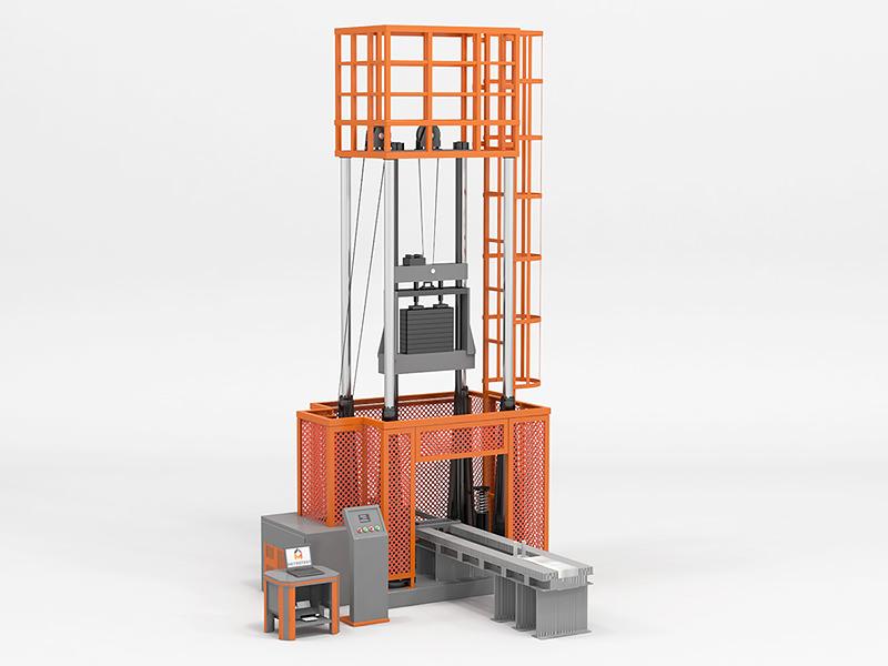 Вертикальный копер КВ-А