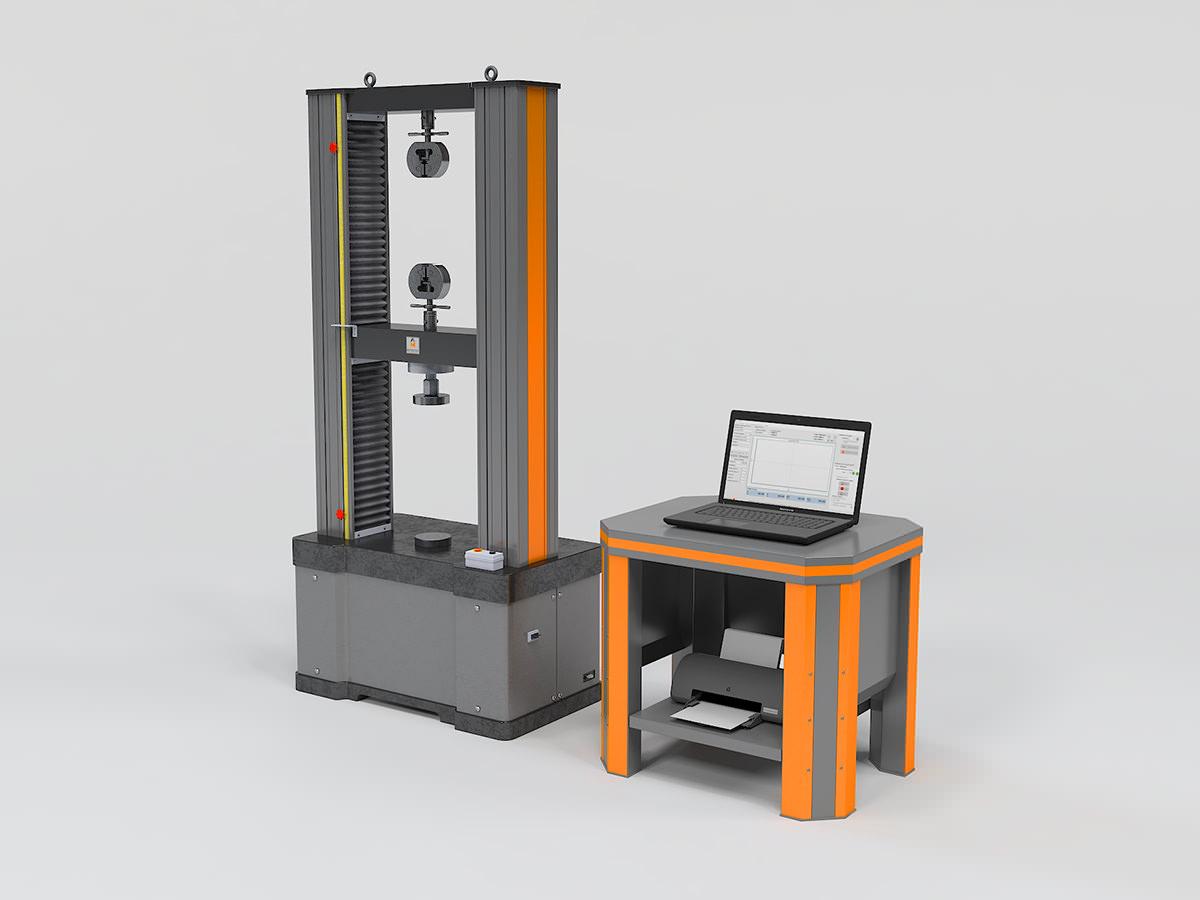 Электромеханическая разрывная машина РЭМ-А