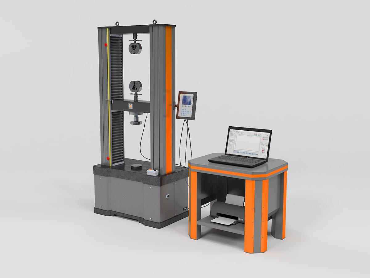 Электромеханическая разрывная машина РЭМ-М