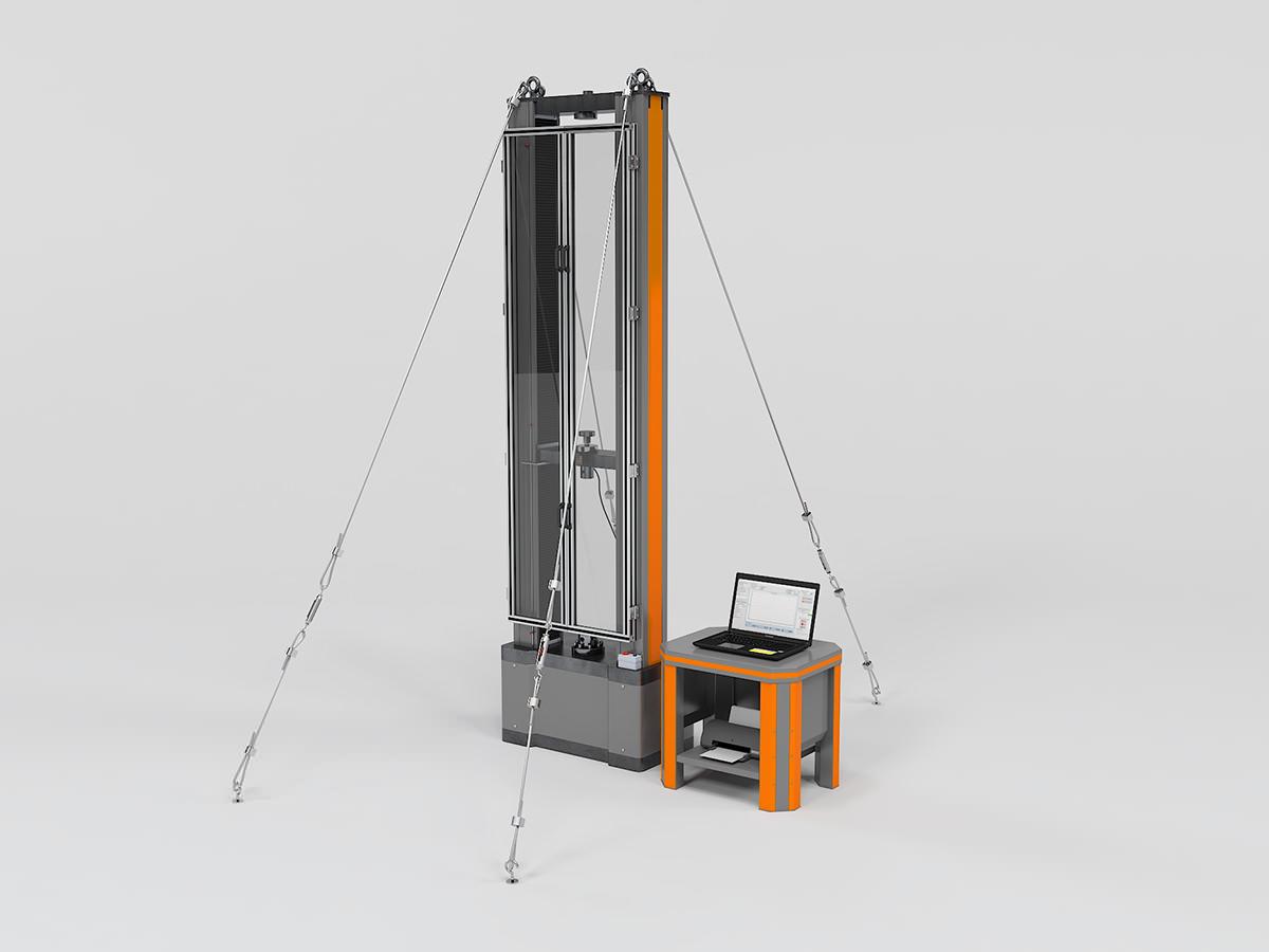 Электромеханическая разрывная машина РЭМ-У (удлиненная)