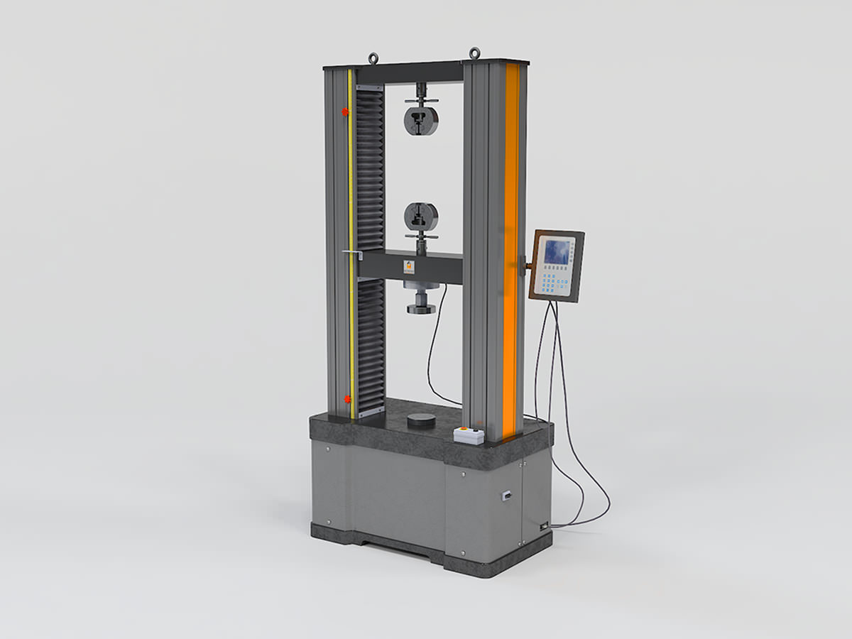 Электромеханическая разрывная машина РЭМ