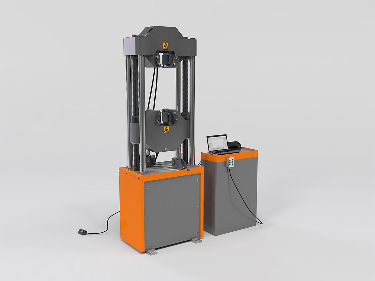 Гидравлическая разрывная машина РГМ-А
