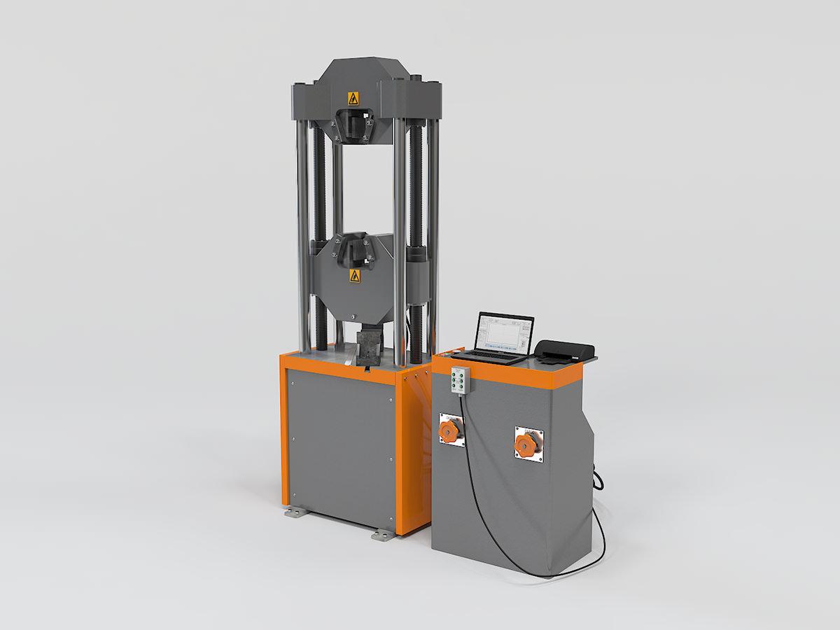 Гидравлическая разрывная машина РГМ-М