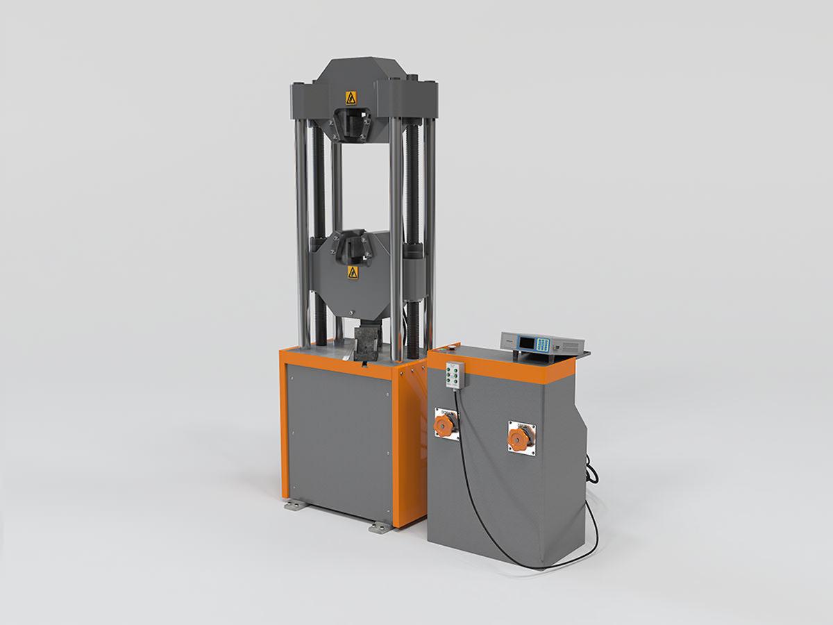 Гидравлическая разрывная машина РГМ
