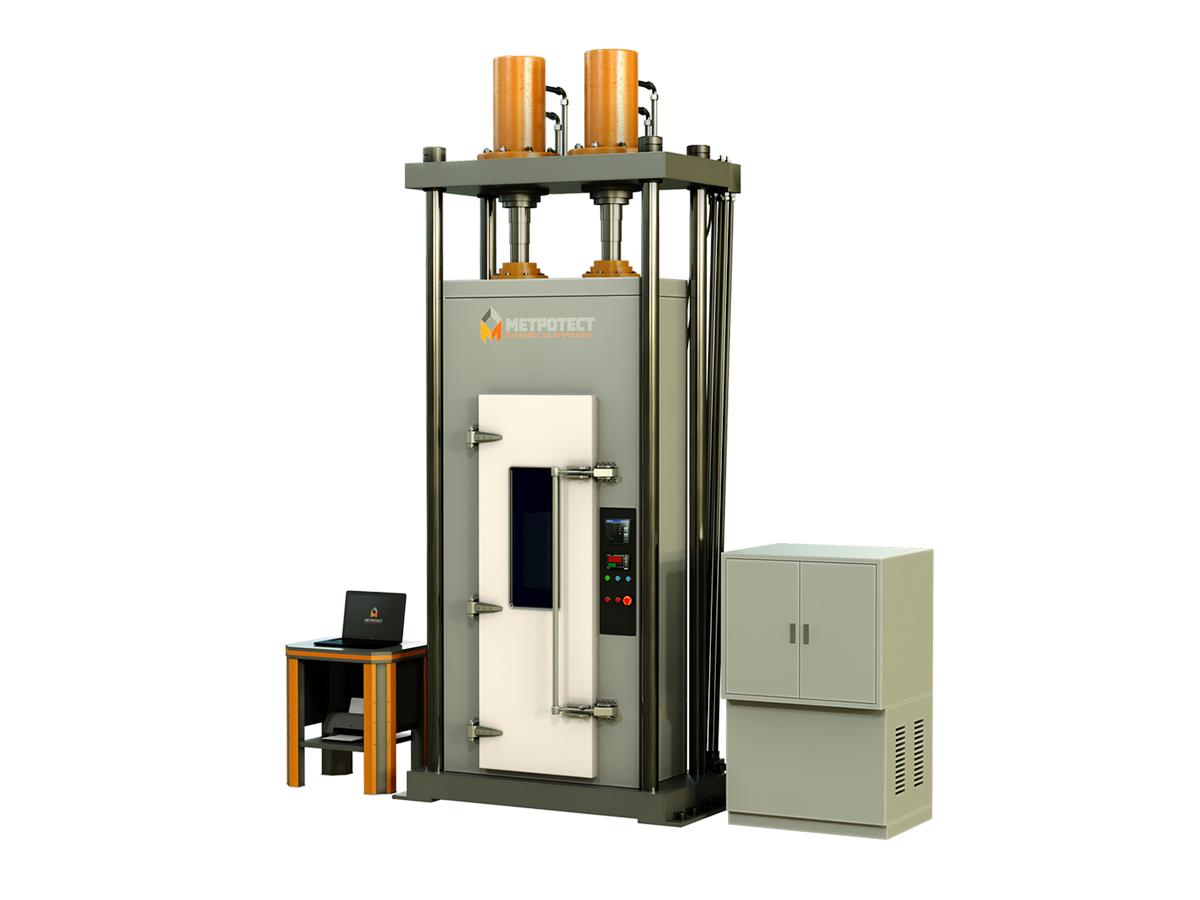 Термомеханическая испытательная машина СТИ