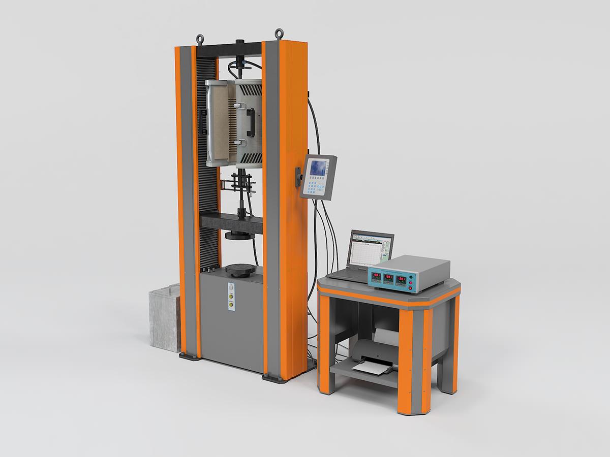 Система температруных испытаний СТИ 300-1100