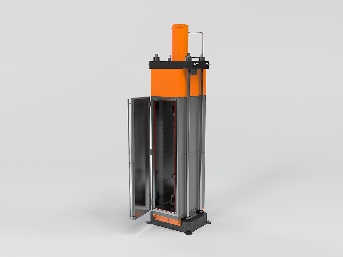Система температруных испытаний СТИ 100-500