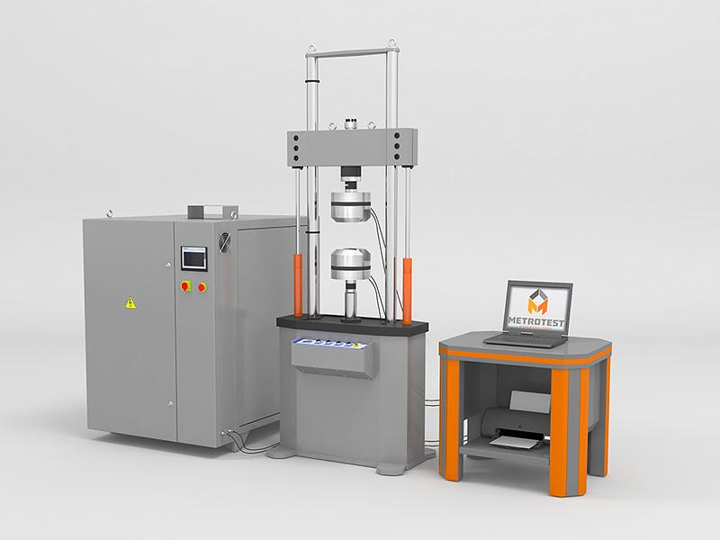 Динамическая испытательная машина УИМ-Д (50-250 кН)