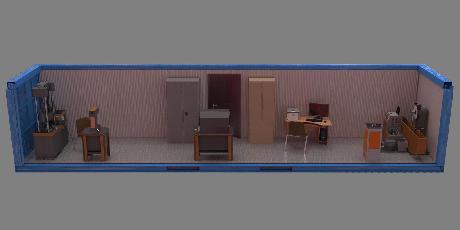 Модульная лаборатория