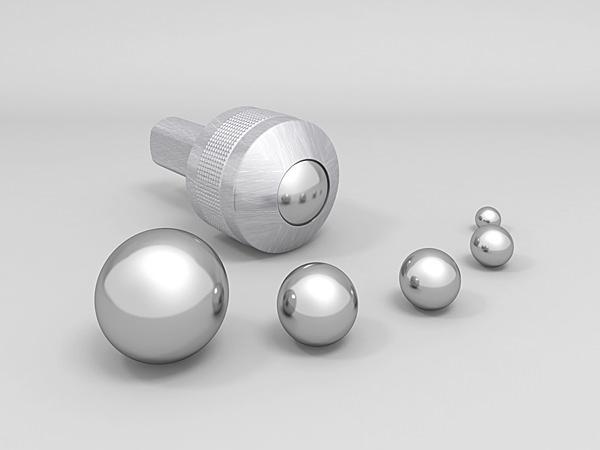 Шарики для сферических наконечников